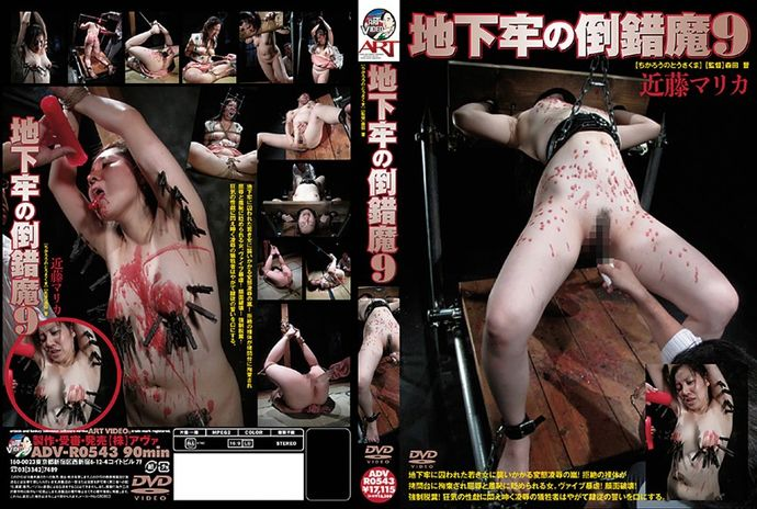 [ADVR0543] Magic Perversion Dungeon 9