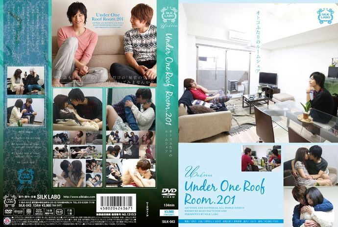 [SILK043] Under One Roof in Room 201 – Two Men Share a Room