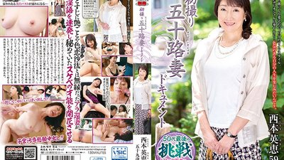 JRZD-837 First shot of 50 wife document Document Hidetori Nishimoto