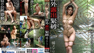 BDA-075 S&M Outside Nudes Mary Tachibana